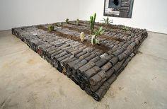 Jannis Kounellis o la pesantezza dell'arte