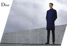 dior homme fall winter 2013 campaign 0002 Dior Homme Fall/Winter 2013 Campaign