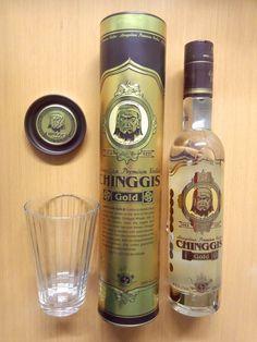 """¸.¤"""" Vodka Chinggis Mongolia  #Vodka"""