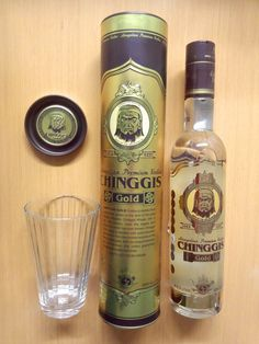Vodka Chinggis Mongolia