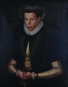 Circle of Arthur (Arnold) Bronkhorst, Dutch. Oil on panel. Est: £10,000-£15,000.