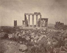 Athens. Erechtheum - A. D. White Architectural Photographs, Cornell University Library
