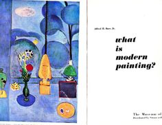 Vintage 1946 What is Modern Art? from The Museum of Modern Art Alfred H Barr Jr