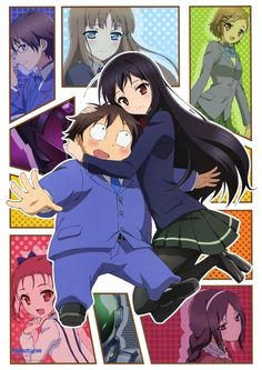 Accel World - I have watched the anime and is still waiting for that second season... I will probably read the manga at some point in life as well. Here's a fact, the author created Sword Art Online along with this anime. Plus I prefer this anime than Sword Art Online.