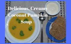 Halloween is approaching, and some of you are going to celebrate Halloween as well.   Did you know that coconut pumpkin soup is a healthy meal for all the family? Check it out now!