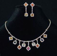 CERTIFIED natural untreated VS F G diamond ceylon sapphire 18k solid gold dangle riviera… - https://www.luxury.guugles.com/certified-natural-untreated-vs-f-g-diamond-ceylon-sapphire-18k-solid-gold-dangle-riviera/