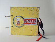 More pictures: Ellienette Scrapbook, Album, Blog, Pictures, Photos, Scrapbooking, Blogging, Grimm, Card Book