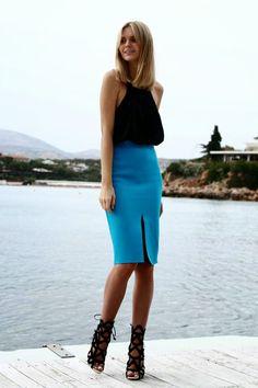 Fashion Frontier: Neoprene Trend