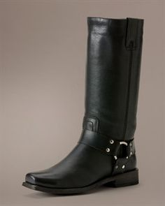 Frye Smith Harness Tall. I want these!