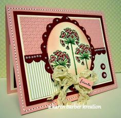 Stampin Up - Great marker coloring tutorial!