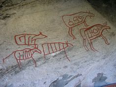 Helleristning - Rock carvings in Central Norway - Wikipedia, the free encyclopedia