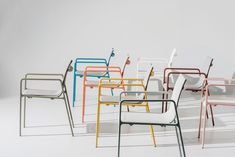 Park Life by Jasper Morrison for Kettal Luxury Furniture, Modern Furniture, Outdoor Furniture, Outdoor Chairs, Outdoor Decor, Dining Arm Chair, Chair Design, Armchair, Nyc