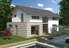Hausidee Solaris - SELECT Massivhaus GmbH