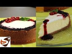 Cheesecake al forno, Torta STREPITOSA! La mia Ricetta Segreta - New York cheesecake - YouTube