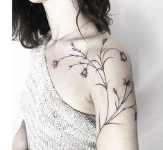 Floral branch by Shevchenko