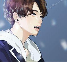 #BTS #FANART #JUNGKOOK