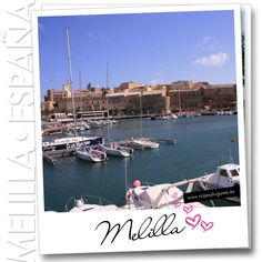 Melilla es una preciosa ciudad española llena de historia, que está el el norte de África, además te la recomiendo porque es mi tierra.