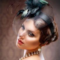 9 look-uri de doamna cu accesorii de par elegante