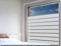 Passgenaue Sichtschutzfolien für Schlafzimmer