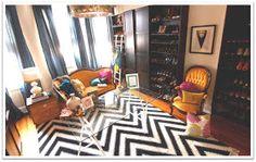 FaCE, FASHiON & LiFE: Turning a Room into a Closet