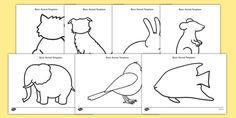 * NEW * Basic Animals Template Resource Pack