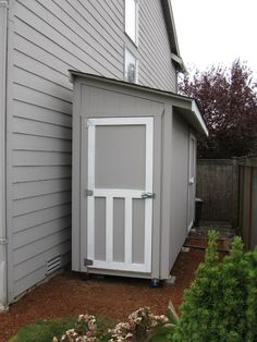 storage garden shed tool shed playhouse