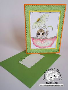 Delfina scrapbook y más...: My Besties Card. Reminder