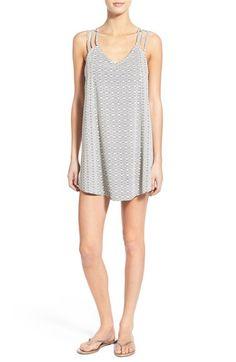 RVCA 'Maris'V-Neck Dress available at #Nordstrom