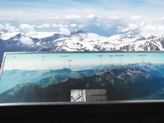 map and real Airplane View, France, Map, Mountains, Nature, Travel, Mont Blanc, Naturaleza, Viajes