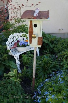 put a fork in it , gardening, home decor, outdoor living