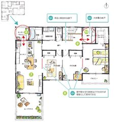 2F after House Plans, Floor Plans, Flooring, How To Plan, Home Decor, Blueprints For Homes, Decoration Home, Hardwood Floor, Interior Design