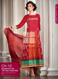 Gul Ahmed 2014 collection