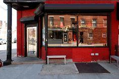 Hope & Anchor  347 Van Brunt St at Wolcott St, Red Hook  Pub lunch/dinner $
