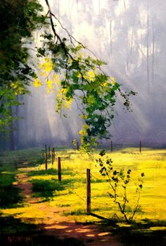 Graham Gercken...early morning, my favorite time of the day