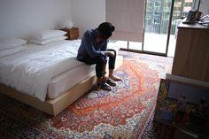 Inspirasi Kamar Tidur Minimalis.