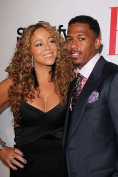 GMA: Mariah Carey Vs Nicki Minaj American Idol & Nick Cannon Twins