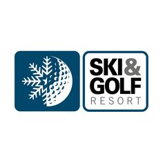 Logotipo para Ski & Golf Resort