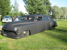 American cars in Finland..Pro street Stude limo