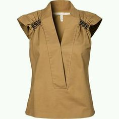 Clothes Patterns For Women Tops Blouses Ideas Blouse Styles, Blouse Designs, Couture, Work Attire, Mode Style, Fashion Outfits, Womens Fashion, Casual Tops, Clothing Patterns