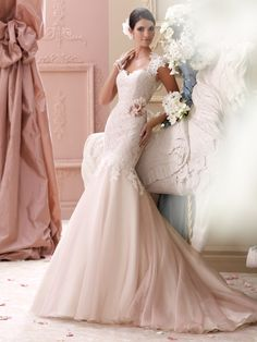 David Tutera - Meadow - 115236 - All Dressed Up, Bridal Gown