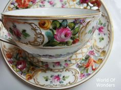 The antique cup collection - such as coming out to antique photo gallery - inscription can (1) - I ~ Rudoobuwanda ~ Zu