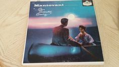 """Mantovani and his orchestra, """"Some Enchanted Evening..."""" vintage album, good condition, price includes Media Mail shipping by Eclectasism on Etsy"""