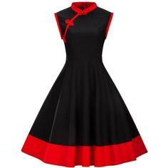 Casual Party Dresses, Plus Size Party Dresses, Dress Party, Party Wear, Prom Dress, Plus Size Vintage Dresses, Peplum Dresses, Pin Up Dresses, Beige Dresses