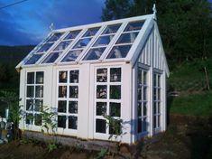 Shabby Chic, Garden, Greenhouses, Google, Diy, Green Houses, Garten, Glass House, Bricolage
