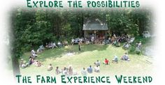 Farm Experience!! Dream come true. Visit and  learn all about the Farm and Ina May