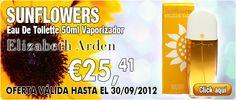 Elizabeth Arden - Sunflowers Eau De Toilette 50vp por 25,41€