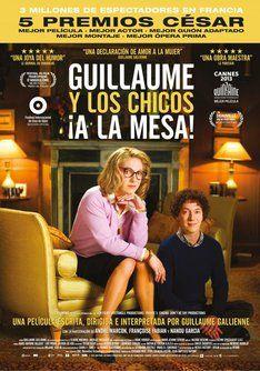 """Tráiler de """"Guillaume y los chicos, ¡a la mesa!"""". Información, sinópsis y ficha técnica de la película"""