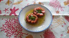 Tartare con pomodorini!