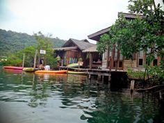 Koh Kut  2 nachten Bann Makok