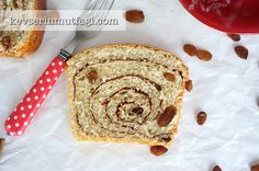 Cinnamon Raisin Swirl Bread Recipe Turkish Style, Turkish Fashion, Instant Yeast, Confectioners Sugar, Raisin, Bread Recipes, Cake, Cinnamon, Cooking